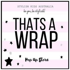 Thank you to you all that came to @stylishkids_popupstore last weekend and shopped up a storm! Thank you for supporting small businesses and helping Australian mamas to live their dream of working from home close to their little people. Your support is so invaluable! . Stylish Kids Pop Up Store will be back next month on the 15th October with a very special CHRISTMAS SHOPPING EDITION so you can all get your handmade pressies made just on time for Santa Claus to deliver! . Thank you! From all…