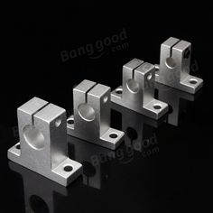 SK8/10/12/16 Linear Rail Shaft Support XYZ Table CNC Router Sale - Banggood.com