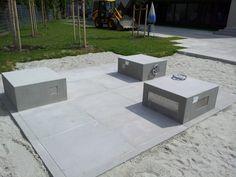 Spielbrunnen Grundschule Arnulfpark, München
