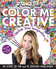 Color Me Creative - Kristina Webb - Paperback