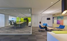 Varonis Offices – Phase 1 – New York City. Data security software company Varonis located in New York City.
