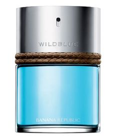 Banana Republic WildBlue Fragrance for Men - HyPursuit Aftershave, Perfume Fahrenheit, Perfume Invictus, Best Perfume, Men's Grooming, Smell Good, Banana Republic, Perfume Bottles, Mens Fashion
