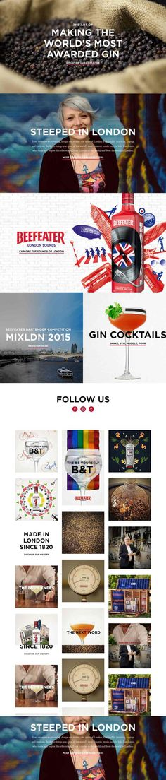 cocktail recipes, inspirational,historical, website