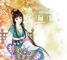 Ancient Chinese Beauty (93)