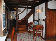 Fig Tree Cottage staircase
