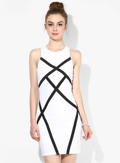BEFORW Summer Women Sexy Sleeveless Solid Color Stripe Round Neck Plus Size Dress Fashion Casual Slim White Mini Dresses What a beautiful image Visit us Mini Vestidos, White Mini Dress, Dresses For Work, Mini Dresses, Sleeveless Dresses, Fashion Dresses, Fashion Clothes, Womens Fashion, Ladies Fashion