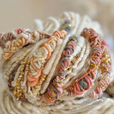 Monday Favorites ! /…loving this crazy mix of pastel wool o need to try it!