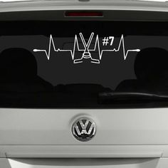 Car Decal Vinyl Monogram Decal Yeti Vinyl Decal Personalized - Custom car decals for business   how to personalize