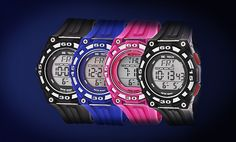 Groupon - $ 12.99 for a Beatech Collection Heart-Rate-Monitor Watch ($ 29.99 List Price). 4 Colors. Free Returns.. Groupon deal price: $12.99