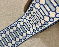 Upholstery trim | Etsy Curtain Trim, Drapery Panels, Upholstery Trim, Upholstery Cushions, Decorative Trim, Decorative Pillows, Fancy Braids, Living Room Drapes, Star Svg