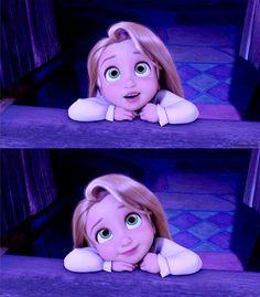 Rapunzel has to be the cutest disney princess as a kid Disney Magic, Disney Art, Disney Movies, Disney Characters, Disney Duos, Disney And Dreamworks, Disney Pixar, Walt Disney, Images Disney