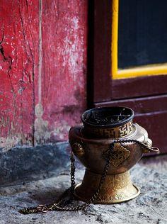 Incense Pot, Nepal