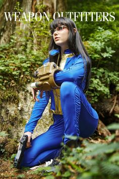 Mountain Mama Never been to West Virginia, but Fallout 76 is gonna fix that for me LOL Model: Vault Dweller, Fallout Cosplay, Fallout Art, Fall Out 4, West Virginia, Apocalypse, Dc Comics, Prop Making, Wonder Woman