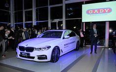 Das neue BMW Flaggschiff begeisterte bei Präsentation in Lebring Bmw 5, Life