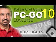 Concurso PC GO Polícia Civil Goiás 2016 Português - # 10
