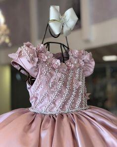 Baby Girl Party Dresses, Little Girl Dresses, Baby Dress, Flower Girl Dresses, Pageant Dresses, Ball Dresses, Gowns For Girls, Girls Dresses, Kids Party Wear