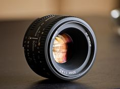 Nikon 50mm f/1.8 D [Gear porn] by rogersmj, via Flickr
