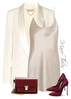 """""""#125"""" by styledbymarietheres ❤ liked on Polyvore featuring мода, Vanessa Bruno, T By Alexander Wang, Yves Saint Laurent и Casadei"""