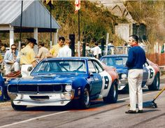 Penske Racing Trans Am AMC Javelin 1979