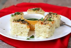 Rava Dhokla recipe, a classic among Gujarati recipes, is made with semolina, curd and tempered with spices.One of the easy to make snacks which is healthy.