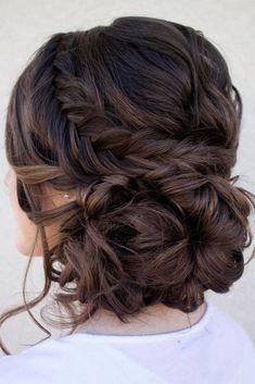 Wonderful Bridesmaid Updo Hairstyles 0059 – OOSILE