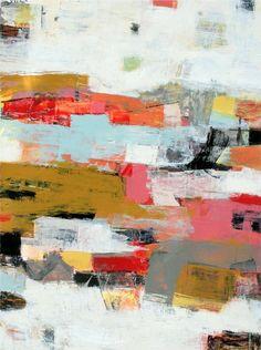 "Saatchi Online Artist: Julie Schumer; Acrylic, 2011, Painting ""Canyon Suite 6"""
