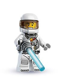 LEGO 8683 Minifigures Series 1 - Spaceman