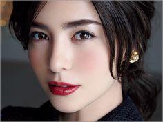 Beautiful Like The Pros: Beauty Tips, Techniques, And Advice Japanese Makeup, Japanese Beauty, Asian Beauty, Natural Beauty, Beauty Makeup, Hair Makeup, Hair Beauty, Eye Makeup, Bridal Makeup
