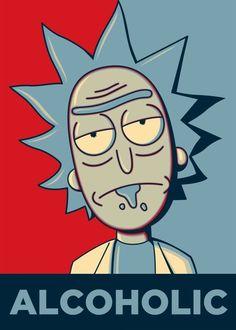 "Rick And Morty Rick Sanchez artwork by artist ""Christopher Sanabria"". - Rick And Morty Rick Sanchez artwork by artist ""Christopher Sanabria"". Rick And Morty Quotes, Rick And Morty Poster, Cartoon Cartoon, Cartoon Characters 90s, Rick Und Morty Tattoo, Rick And Morty Drawing, Rick And Morty Stickers, Rick I Morty, Ricky And Morty"