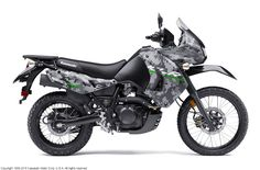 2016 Kawasaki KLR™ 650 Camo for sale in Victoria, TX | Dale's Fun Center (866) 359-5986