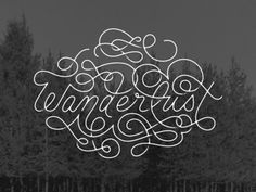 The Great PNW #typography #design #inspiration