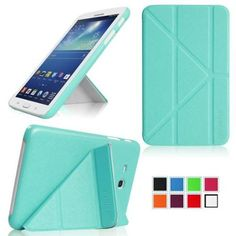 Need this but for the LG 7.0    Fintie Transformer SlimShell Case Multi View Stand Cover for Samsung Galaxy Tab 3 Lite 7.0 Tablet, Blue