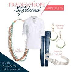 You can find those 3 Trades of Hope products at this link: www.mytradesofhope.com/anniemichele