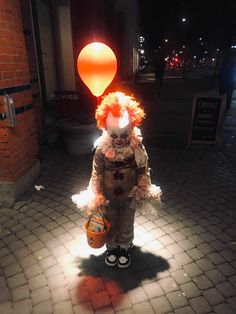 Girl As Pennywise The Effective Pictures We Offer You About kids costumes ideas A quality picture