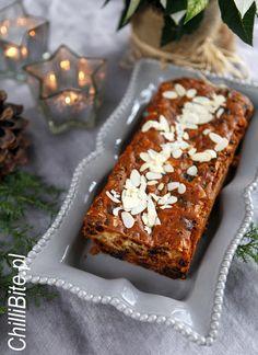 Angielski keks świąteczny (bardzo pijany)