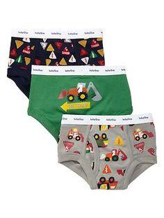 Bulldozer underwear (3-pack) | Gap