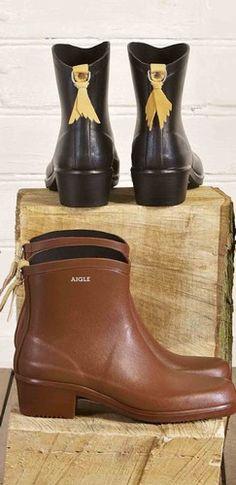 Les 37 meilleures images de AIGLE , 160 ans de bottes