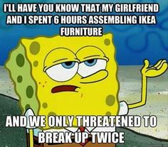 Funniest Pinterest Pictures Ikea Furniture