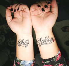 Top Stay Strong Tattoo Ideas (12)