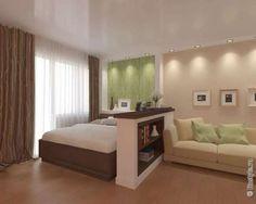 зонирование гостиной и спальни: 20 тыс изображений найдено в Яндекс.Картинках