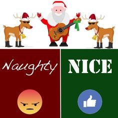 Have you been naughty or nice this year?! I know what I've been!