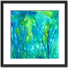 Ocean Wonder by Rosie Brown Creations - Fine Art Prints - $85.00 #art #print #watercolor #nuvango #homedecor
