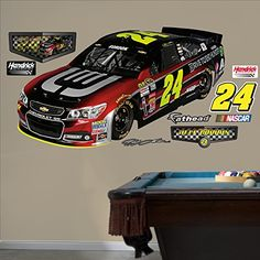 nice Nascar Hendrick Motorsports Jeff Gordon #24 Drive to End Hunger Car Fathead Wall Decal, Real Big Check more at http://jeffgordoncollectibles.com/product/nascar-hendrick-motorsports-jeff-gordon-24-drive-to-end-hunger-car-fathead-wall-decal-real-big/