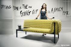 Ligne Roset Furniture Campaign by JVM