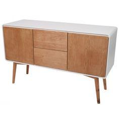 Dressoir Be Loft L - Mat Wit - Butik - DesignOnline24