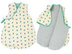 Preciosos sacos para bebé de la mano de Nobodinoz.com