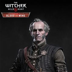 Marcin Blaszczak - Character Artist | ArtStation #TheWitcher3 #PS4 #WILDHUNT #PS4share #games #gaming #TheWitcher #TheWitcher3WildHunt