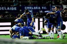 Sem dificuldades, Chelsea vence Monterrey e enfrenta Timão na final http://r7.com/S7UH
