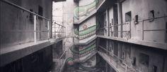Simplesmente a arte de rua mais daora que você já viu! - Le Ninja