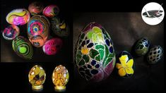 4 pomysły na pisanki malowane lakierami do paznokci - Pomysły plastyczne...